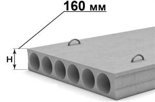 Плиты 1 ПБ высота 160мм