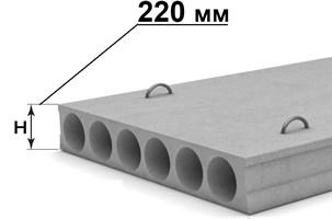 Плиты ПБ высота 220мм