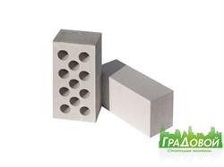 Кирпич силикатный утолщенный (полуторный) белый М150 М200 - фото 4598