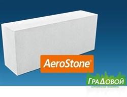 Газобетонный блок перегородочный AeroStone (Аэростоун) 625*250*150