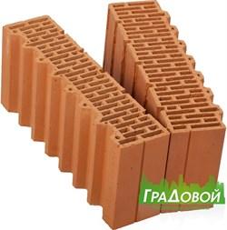 Доборный элемент к поризованному блоку WIENERBERGER POROTHERM 51