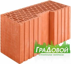 Доборный элемент к поризованному блоку WIENERBERGER POROTHERM 44