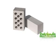 Кирпич силикатный утолщенный (полуторный) белый М150 М200