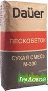 Сухая строительная смесь М-300 (Пескобетон)