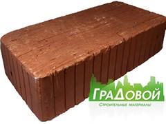 Кирпич м-100 керамический строительный полнотелый