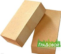 КИРПИЧ ОГНЕУПОРНЫЙ ШАК-5 (ШАМОТНЫЙ)