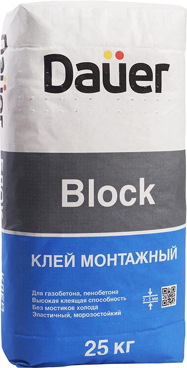 Клей для газосиликатных газобетонных блоков